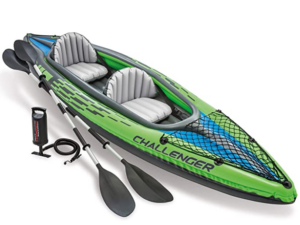 Intex Challenger Kayak - oppustelig kajak fra Amazon