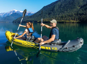Intex Explorer K2 - fiskekajak